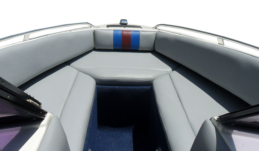 Replacement Boat Upholstery | CopyCat Upholstery
